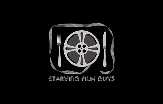Starving Film Guys Logo Design Inspiration