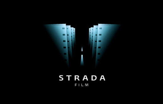 Strada Film Logo Design Inspiration