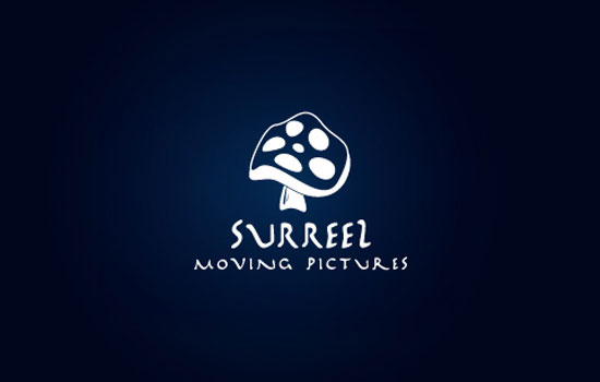 Surreel Moving Pictures Logo Design Inspiration