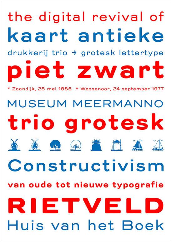Trio Grotesk Premium Font
