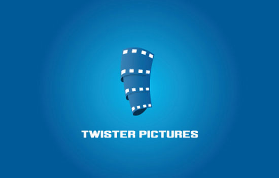 Twister Pictures Logo Design Inspiration