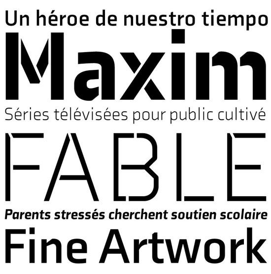 Axia Premium Font