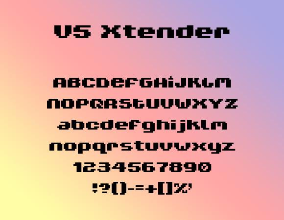 V5 Xtender