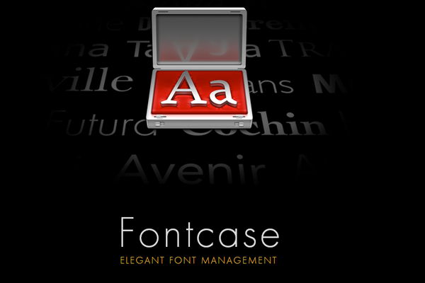 mac osx app font management tools