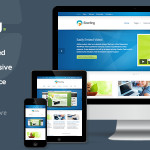 Sterling v2.1.4 – Responsive WordPress Theme