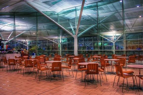 Brisbane Airport HDR
