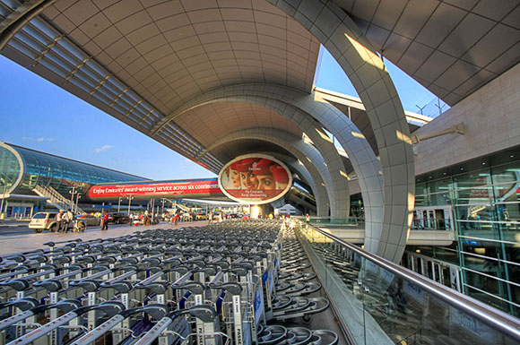 Dubai Airport - HDR
