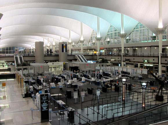 Denver Airport (HDR)