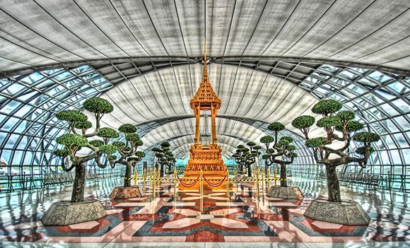 Suwannaphoom Airport