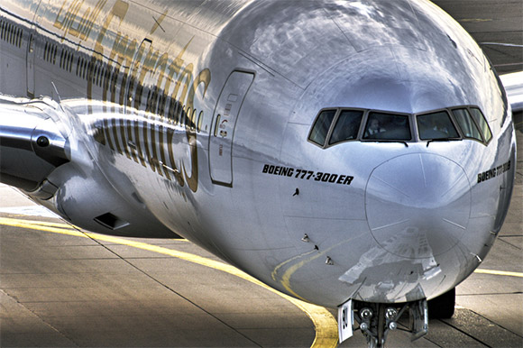 Emirates Boeing 777-300