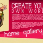 Create your own world – part 2