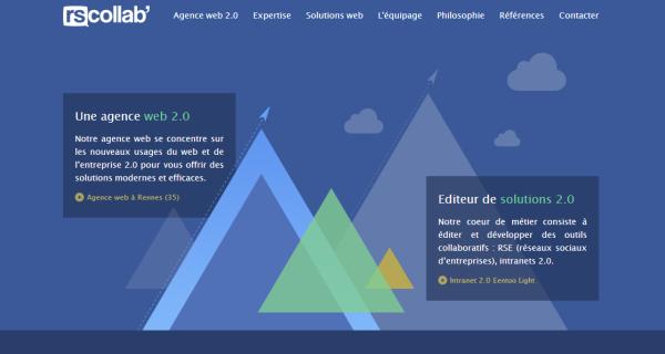 7. web design color combination