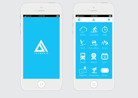Chamonix Experience iPhone app