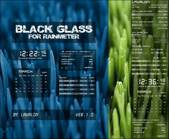 black-glass