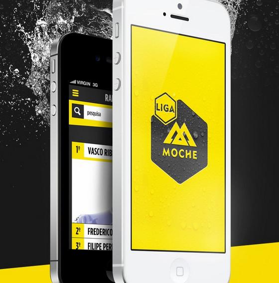 iOS App Liga Moche by Duarte Pires