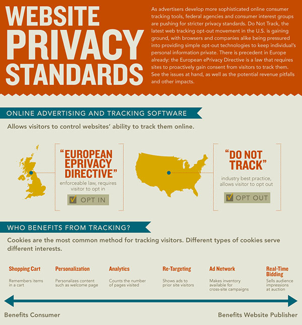 Website Privacy Standards