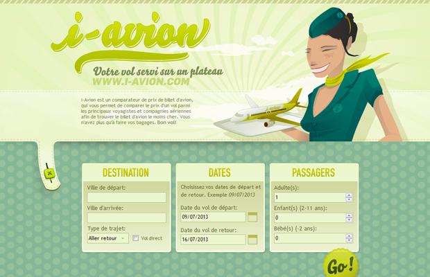 iavion compare cheap flights green website tickets
