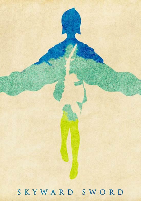 skyward poster design