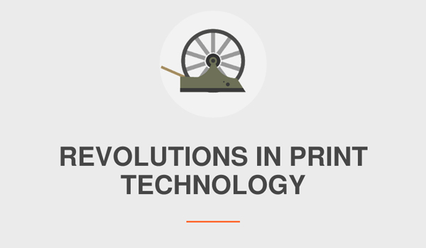 Revolutions in Print Technology