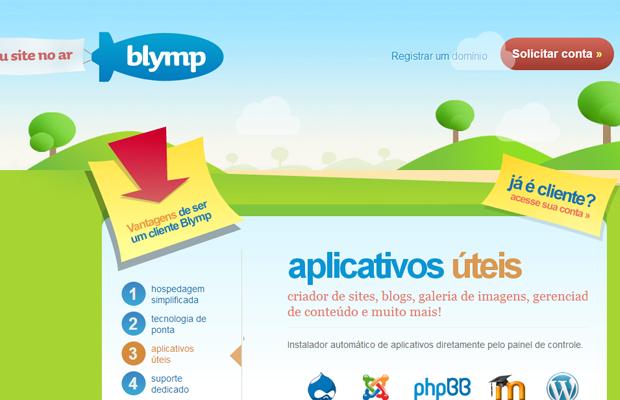green web design studio agency layout homepage