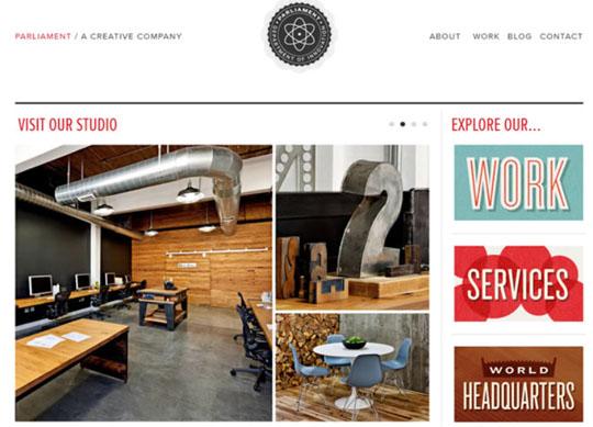 16.html5 website
