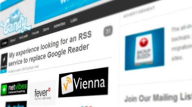 My experience looking for an RSS service to replace Google Reader