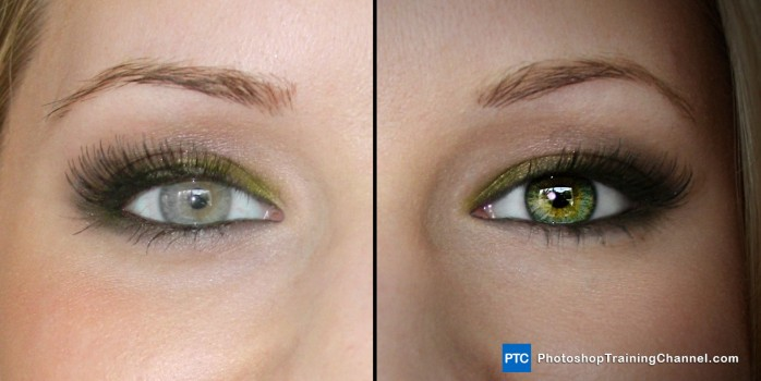 Enhancing Eyes in Photoshop