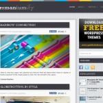 25 Free High Quality WordPress Themes