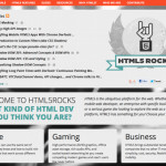 10 top HTML5 resources