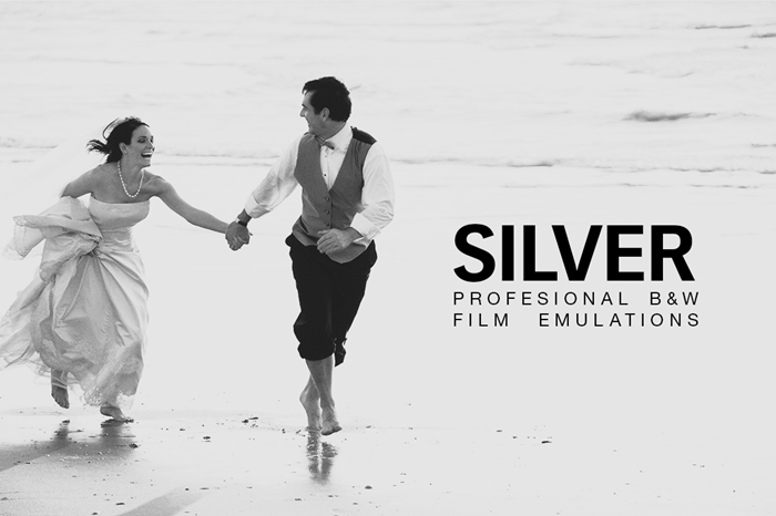 Freebie: 8 B&W Film Emulation Photoshop Actions