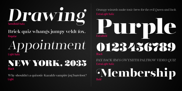 1182991 30 Must Have Hot New Fonts