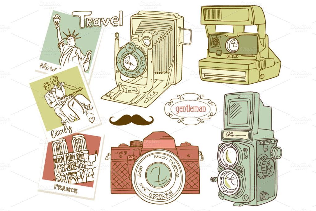 My Favourite Illustrators From Creative Market