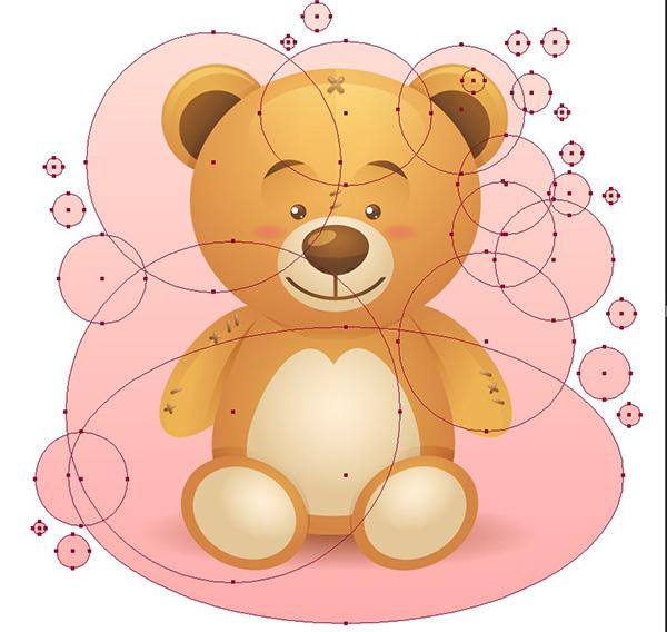 91_Teddy_Bear_background