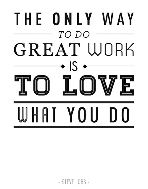 20 Posters with Inspirational Quotes for Designers 13