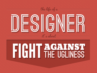 20 Posters with Inspirational Quotes for Designers 7