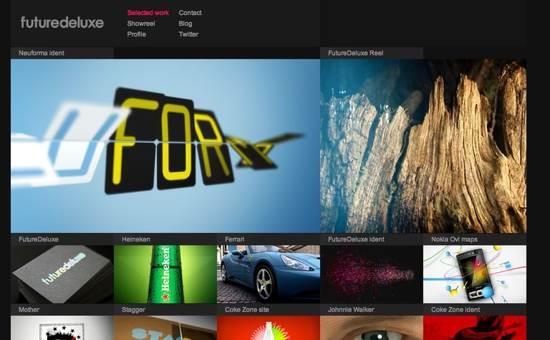 best web design inspiration
