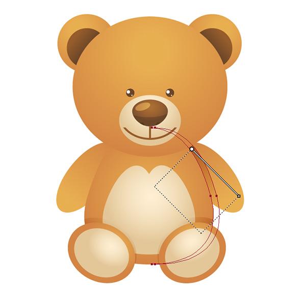 49_Teddy_Bear_head_arm_shadow