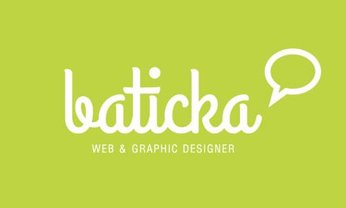 Baticka Logo Design