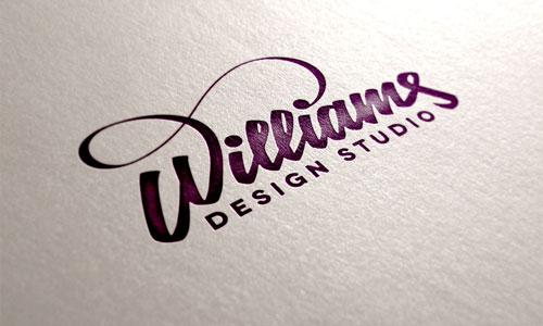 Williams Design Logo