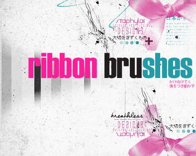 Anliah ribbon brush