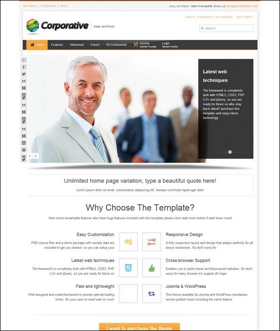 Corporate-Responsive-Joomla-Template