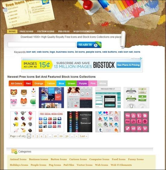 Free-Icons-Web