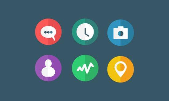 Freebie – Flat Icons