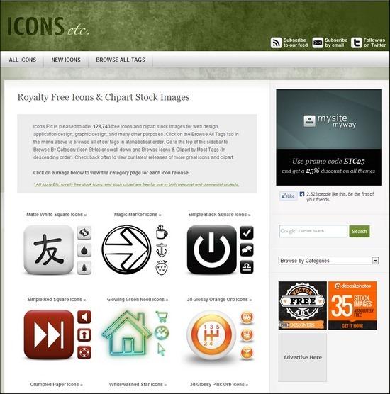 Icons-Etc