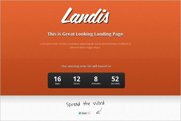 "Building a Prelaunch ""Coming Soon"" Site with WordPress"