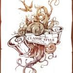 Create an Abstract Tattoo Design in Adobe Illustrator