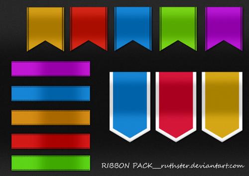 Ribbon Brush Pack
