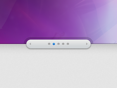 Slider controls PSD Download