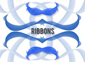 Webdesignerlab Ribbon Brushes