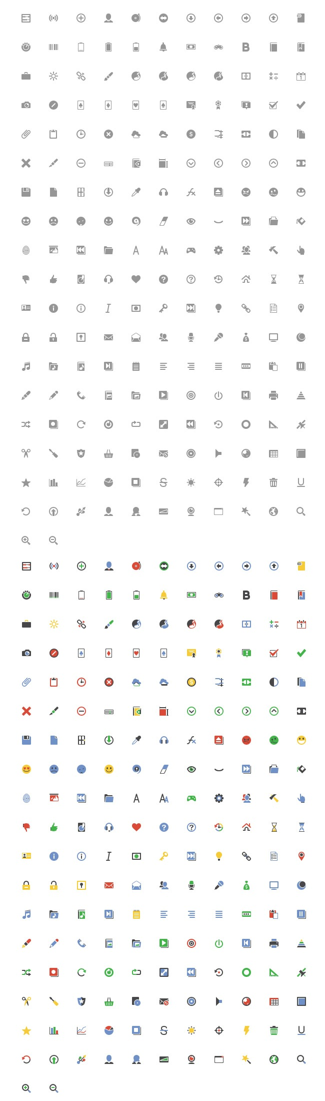google-interface-icons-small